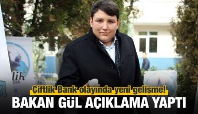 Çiftlik Bank olayında yeni gelişme! Bakan açıkladı