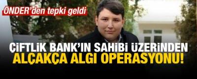 Çiftlik Bank Üzerinden İHL'lere Alçakça Saldırı!
