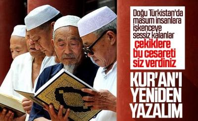 Çin Kur'an-ı Kerim ve İncil'i Değiştiriyor!