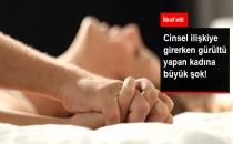 Cinsel İlişkiye Girerken Gürültü Yapan Kadın Tutuklandı