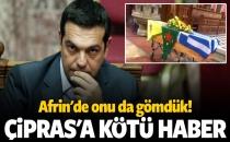Çipras'a Kötü Haber! Afrin'de Onu da Gömdük!