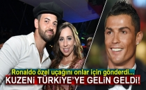 Cristiano Ronaldo'nun Kuzeni Alanya'ya Gelin Geldi