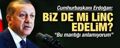 Cumhurbaşkanı Erdoğan: Pişman olunacak bir şey yok