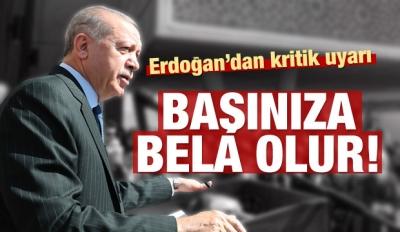 Cumhurbaşkanı Erdoğan'dan G.Afrika'ya kritik uyarı