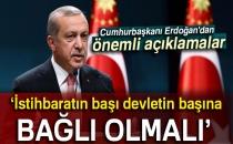 Cumhurbaşkanı Erdoğan'dan Flaş MİT Değişikliği Açıklaması