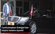 Cumhurbaşkanı Erdoğan'dan İstanbul Emniyet Müdürü'ne Hastanede Ziyaret
