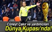 Cüneyt Çakır Ve Yardımcıları Dünya Kupası'nda!