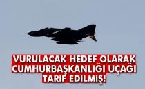 Darbeci Pilot Cumhurbaşkanı Erdoğan'ın Uçağını Tarif Etmiş