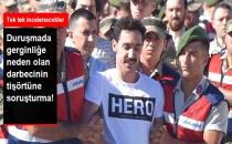 Darbecinin 'Hero' Tişörtüne Soruşturma! Tek Tek İncelenecekler