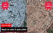 Diyarbakır Sur'un 6 Ay Önceki ve Sonraki Görüntüsü