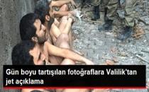 Diyarbakır Valiliği'nden 'Çıplak Fotoğraf' Açıklaması