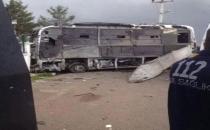 Diyarbakır'daki Patlamanın Şiddeti Fotoğraflara Yansıdı
