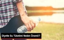 Diyette Su Tüketimi Neden Önemli?