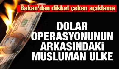 Dolar operasyonunun arkasındaki Müslüman ülke