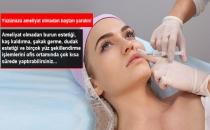 Dolgu ile Organik Heykeltraşlık Ameliyatsız Yüz Şekillendirme ve Germe