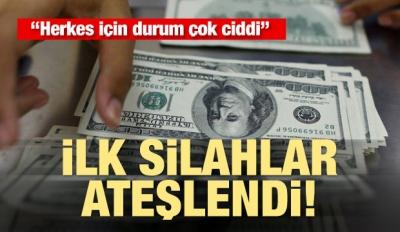 DTÖ Başkanı yazdı: İlk silahlar ateşlendi