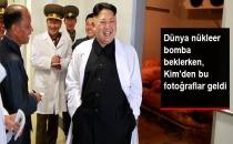 Dünya Nükleer Saldırı Beklerken Kim'den Bu Fotoğraflar Geldi!