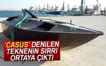 Edirne Valiliği'nden 'Casus Tekne' Açıklaması