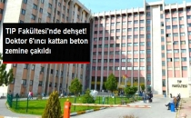 Edirne'de Bir Doktor Hastanenin 6'ıncı Katından Atladı