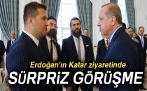 Erdoğan, Diriliş Ertuğrul Oyuncularıyla Sohbet Etti!