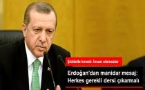 Erdoğan Fransa'daki Saldırıyı Kınadı!