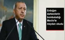Erdoğan Meclis'te Meydan Okudu!