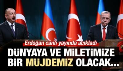 Erdoğan Müjdeyi Verdi: Haziran'da Açılıyor!