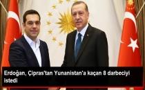 Erdoğan Yunanistan Başbakanı Çipras'la Görüştü