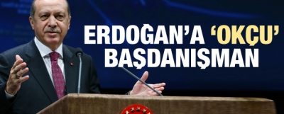Erdoğan'a 'Okçu' başdanışman