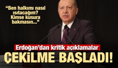 Erdoğan'dan Çok Kritik Açıklamalar!