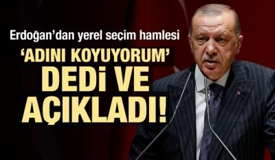 Erdoğan'dan yerel seçim açıklaması!