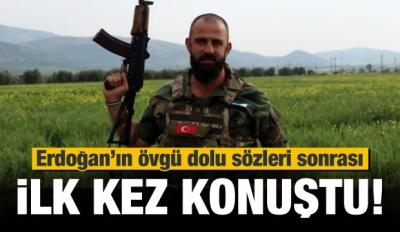 Erdoğan'ın övdüğü ÖSO komutanı ilk kez konuştu