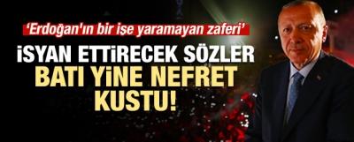 Erdoğan'ın zaferi İngilizlere fena battı!
