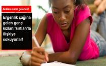 Ergenlik Çağına Gelen Kızlar Sırtlan İle İlişkiye Sokuluyor
