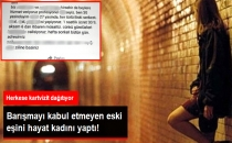 Eski Eşini Sosyal Medyada 'Hayat Kadını' Olarak Tanıttı