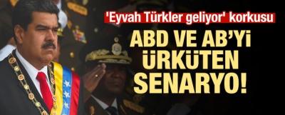 'Eyvah Türkler geliyor' korkusu!