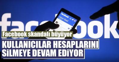 Facebook'a tepkiler büyüyor! Kullanıcılar hesapların silinmesi için kampanya başlattı!