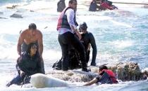 Facia! Enkaza Sıkışan 217 Kişi Boğularak Can Verdi