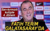 Fatih Terim, Galatasaray'da