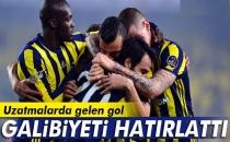Fenerbahçe 1-0 Osmanlıspor (Maç Sonucu)