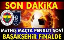 Fenerbahçe 11-12 Başakşehir (Penaltılı Maç Sonucu)
