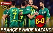 Fenerbahçe 6 - 0 Adana Demirspor (Maç Sonucu)