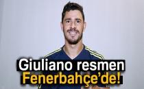 Fenerbahçe, Giuliano İle 4 Yıllık Sözleşme İmzaladı