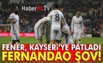 Fenerbahçe Kayseri'ye Patladı!