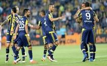 Fenerbahçe, Mersin İdmanyurdu'nu 4-1 Yendi