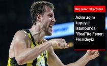 Fenerbahçe, Real Madrid'i Yenerek Euroleague'de Finale Yükseldi