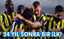 Fenerbahçe'den 24 Yıl Sonra Bir İlk!