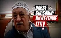 Fetö Türk Halkını Tehdit Ederek Darbeyi Böyle İtiraf Etti!