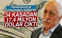 FETÖ'nün 34 Kasasından 17.4 Milyon Dolar Çıktı