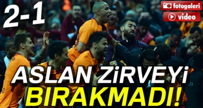 Galatasaray 2-1 Konyaspor (Maç Sonucu)